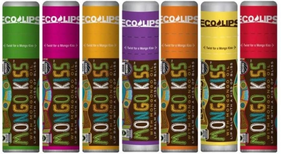 Mongo Kiss Lip Balms - Organic Fair Trade by Eco Lips