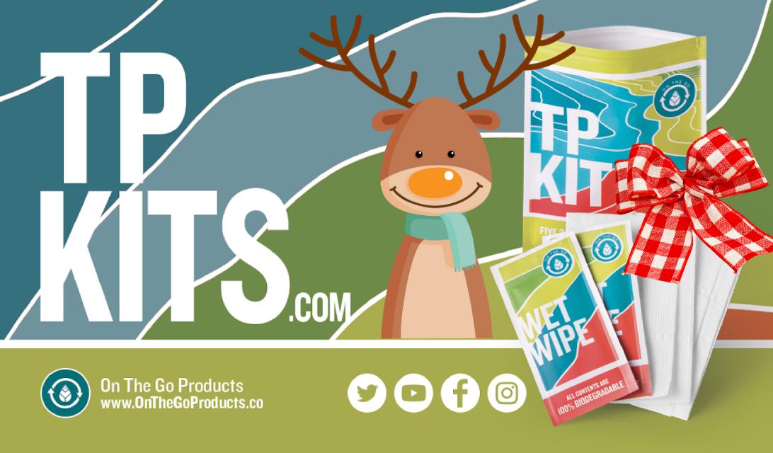 Stocking Stuffers Practical Options TP Kit