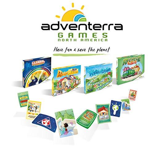 Adventerra Eco-Friendly Educational Board Games (PowerHaus) #adventerragamesusa #ad