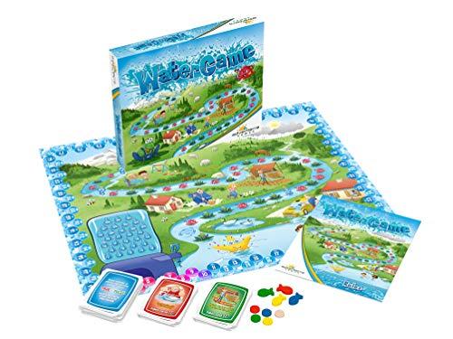 Adventerra Eco-Friendly Educational Board Games (Water Game) #adventerragamesusa #ad
