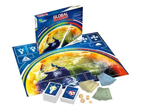 Adventerra Eco-Friendly Educational Board Games (Global Warning) #adventerragamesusa #ad