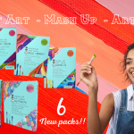 iHeart Art Mash-Up Art Packs – Release Your Inner Artist!