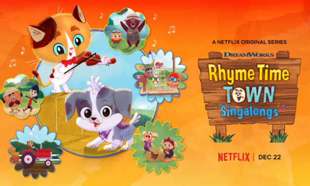 DreamWorks​ Rhyme Time Town Sing Along Special