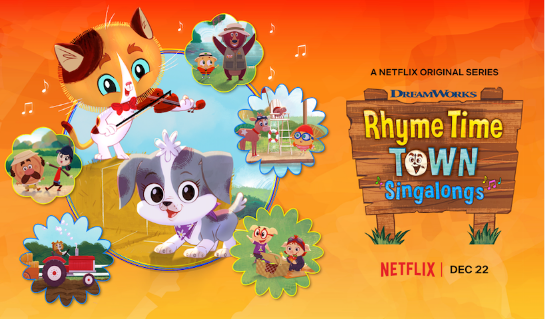 Rhyme Time Town Sing Along Special Netflix