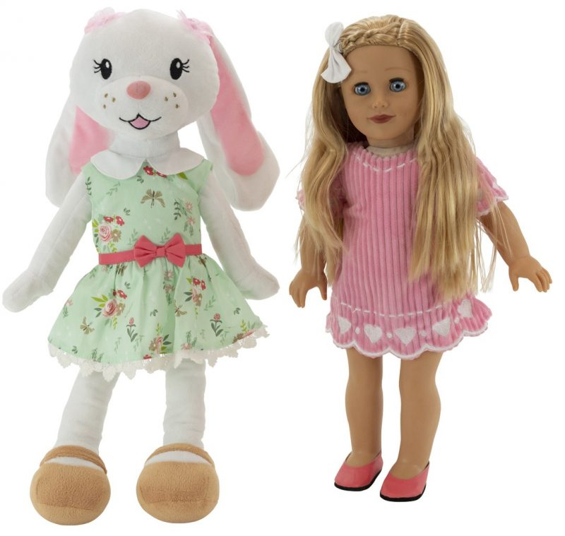 Sharewood Forest Friends Can Wear most 18-in Doll Clothes aff