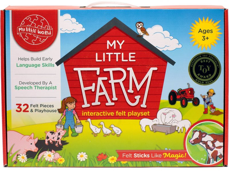 SmartFelt Toys - My Little Farm aff