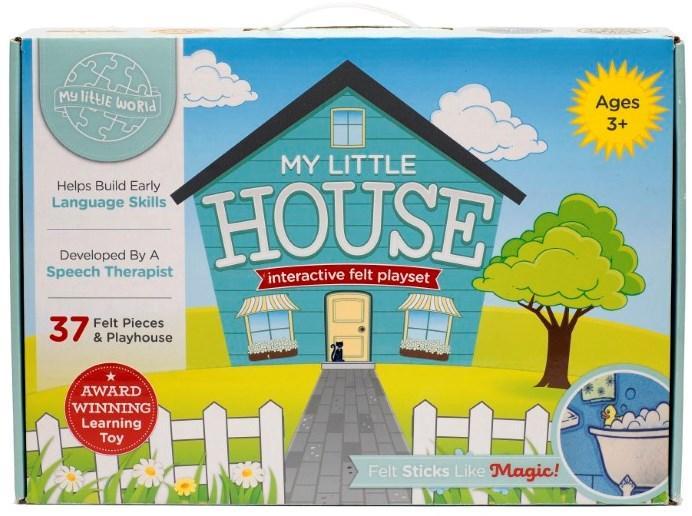 SmartFelt Toys - My Little House aff