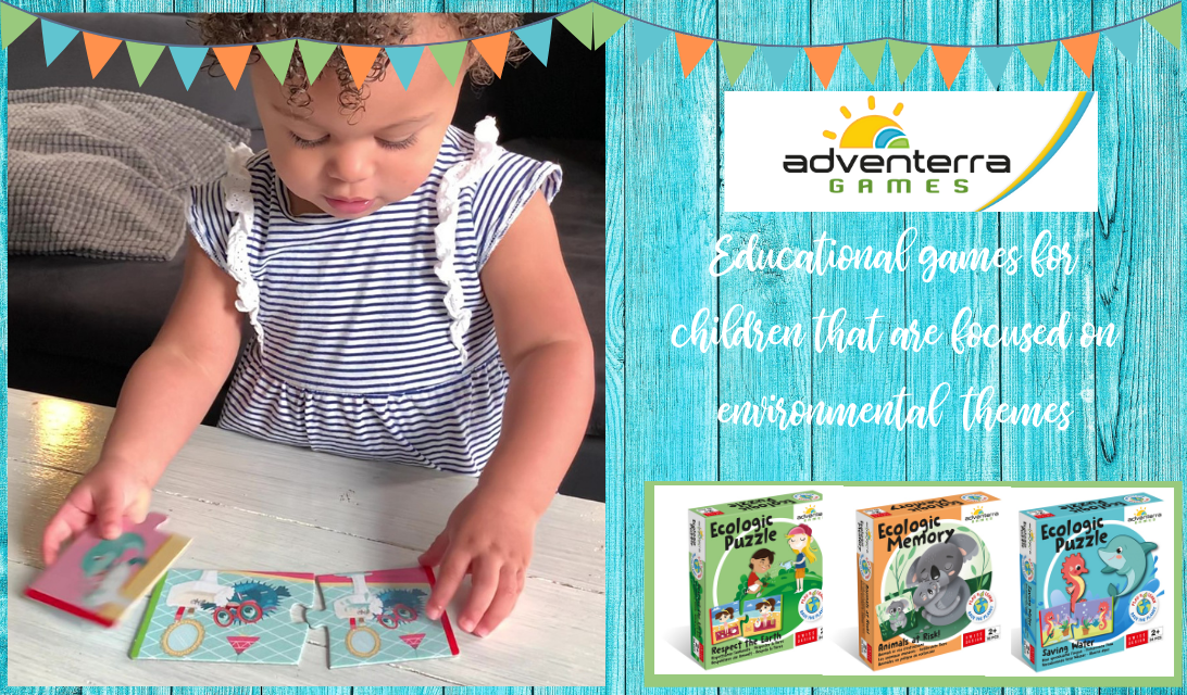Adventerra Games - Environmental Games for children #adventerragamesusa #ad Photo credit Adventerra US