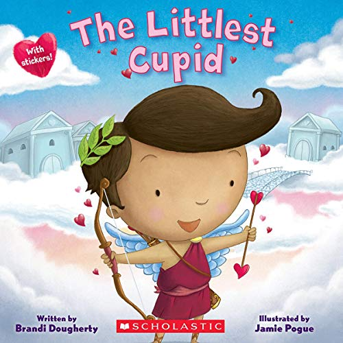 The Littlest Cupid by Brandi Dougherty