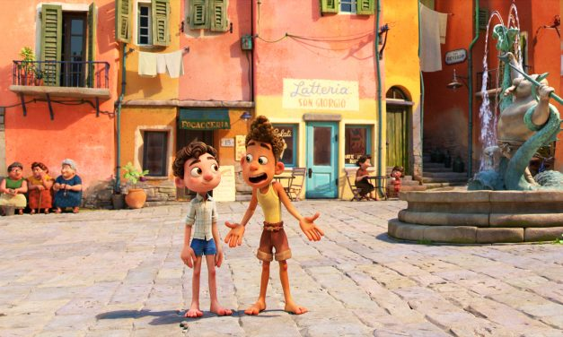 LUCA – DISNEY/PIXAR'S  New Feature Film Details and Products