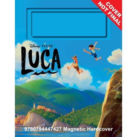 Magnetic Hardcover: Disney Pixar: Luca (Magnetic Hardcover) (Hardcover)