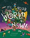 It's Your World Now! by Barry Falls for ages 3-6 aff