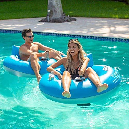 PoolCandy Tube Runner Motorized Water Float