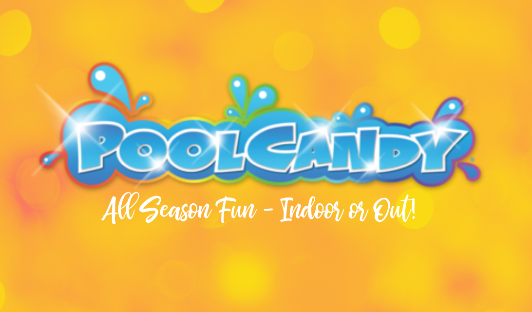 PoolCandy – Inflatable Fun Year Round and Indoor/Outdoor