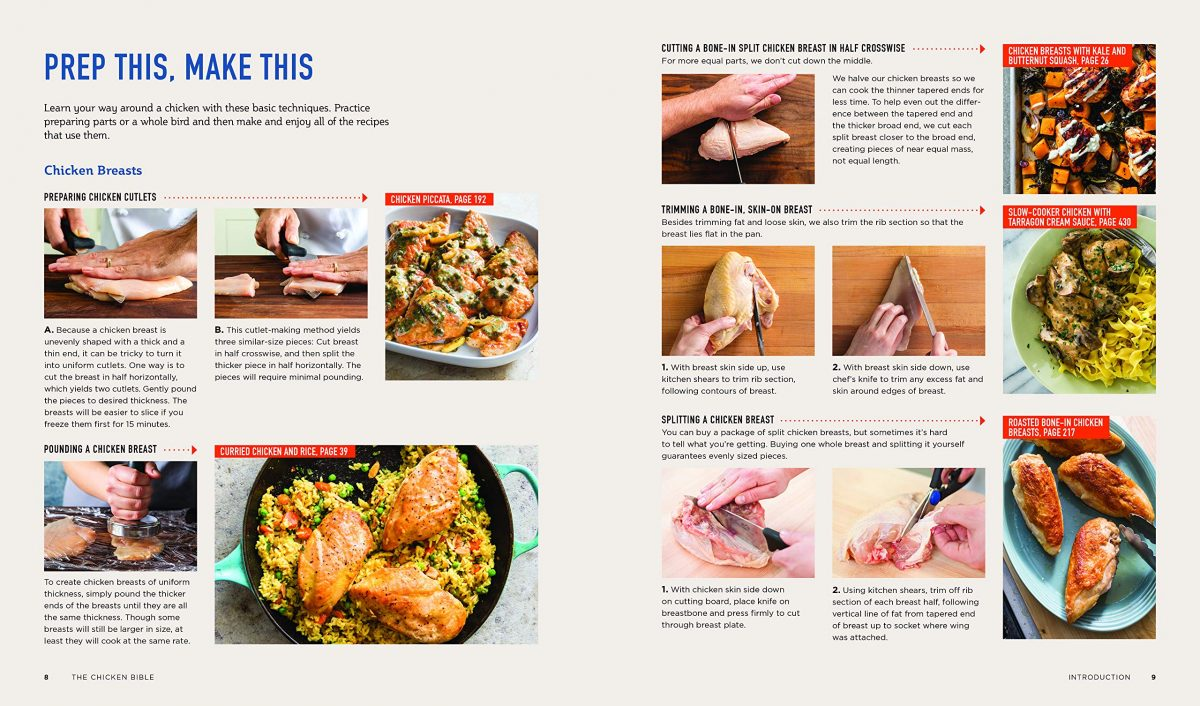 The Chicken Bible - Prep Tips aff
