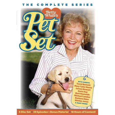 Betty White's Pet Set (DVD)