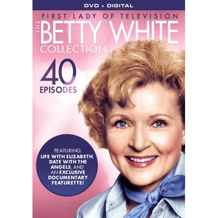 First Lady of Television: Betty White Collection (DVD)